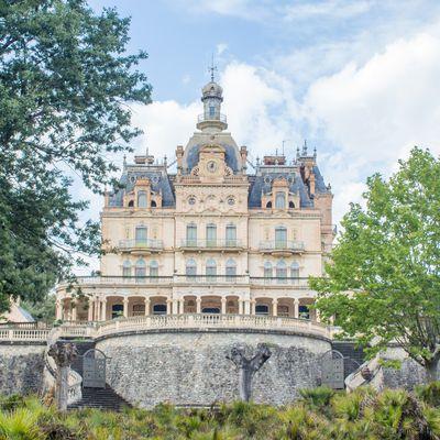 Château d'Aubiry à Céret