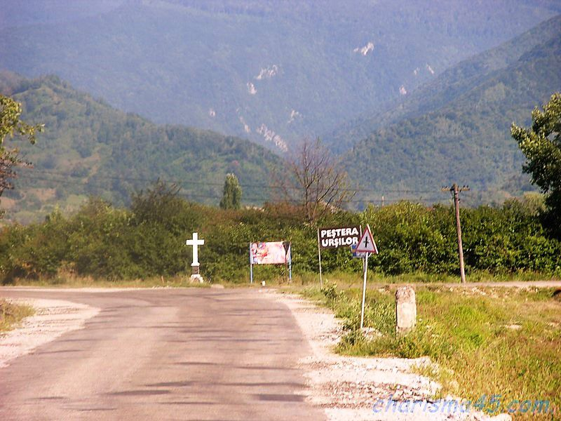 Piétroasa Bihor, Roumanie en camping-car