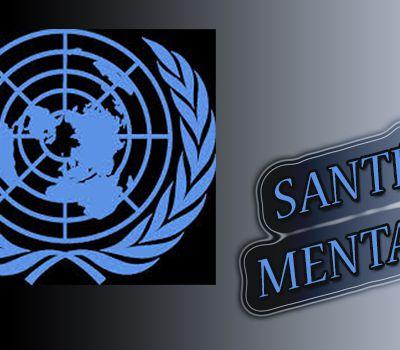 WWIII : Les Français sont des malades mentaux, c'est l'ONU qui le dit dans son programme tiré de la franc-Maçonnerie adaptée aux récipiendaires qui doivent apprendre une nouvelle vie et abandonner la précédente, en se conformant à une hiérarchie qui vous amène d'un niveau à un autre, sans jamais vous laisser seul avec du vague à l'âme.