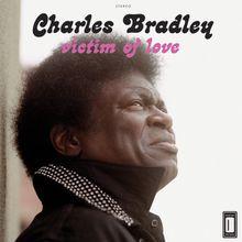 Charles Bradley; le velours noir.