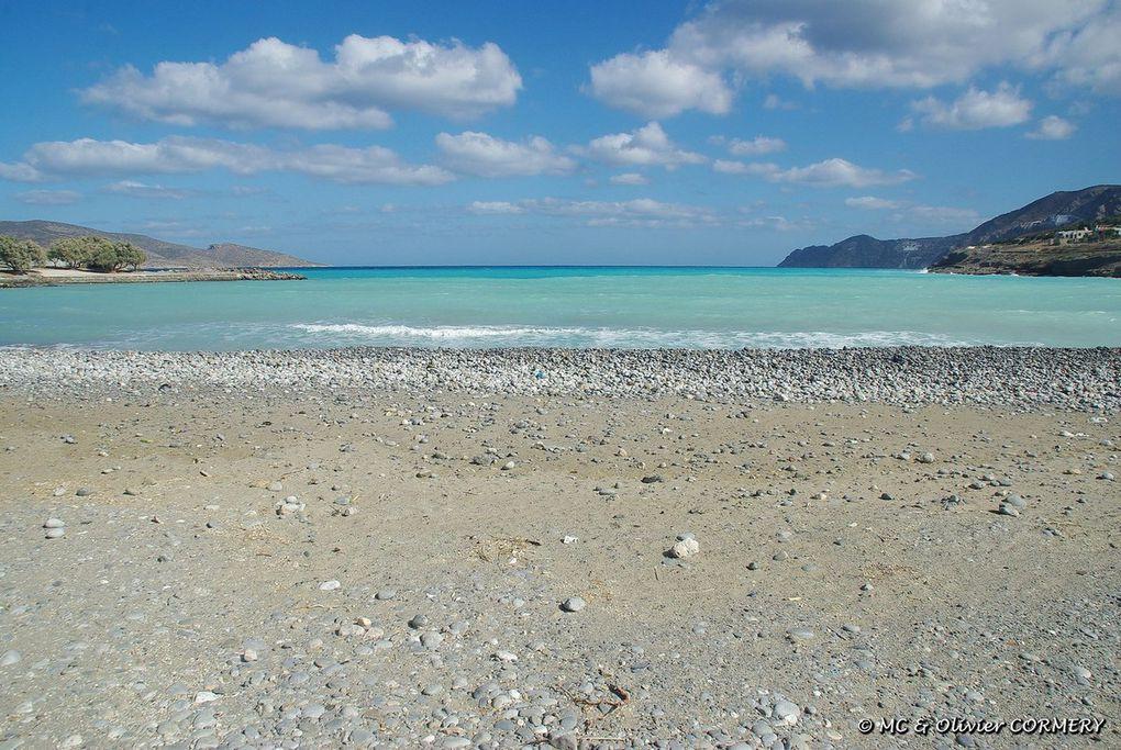 Découverte de la Baie de Tholos (pas très loin de Mocholos)