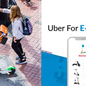 Strategies To Pace Up the Growth of your E-scooter App Business