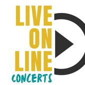 Concert Liveonline concerts #1 - HelloAsso