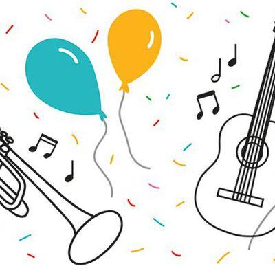 Fête de la musique et démonstrations de talents pour les CM2B !
