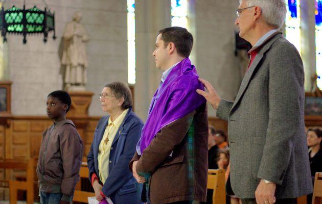 Messe du 10 avril 2011 à N.D. de Lourdes