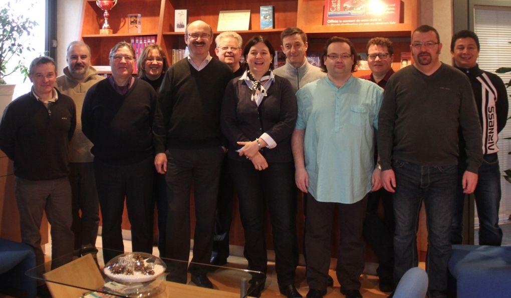 Les délégués et élus CFE-CGC NORAUTO se sont réunis les 28 février et 1er mars 2013 à Villeneuve d'Ascq... http://youtu.be/sEzceSUuYoc