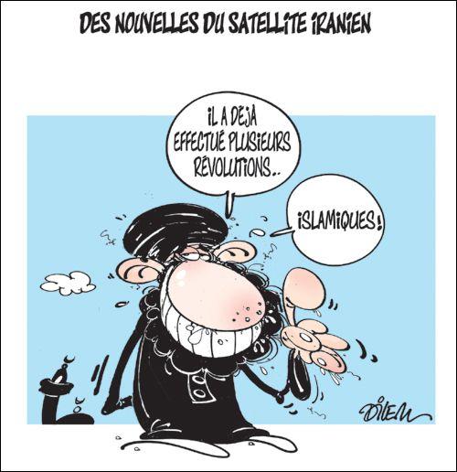 Les meilleures caricatures de Ali Dilem