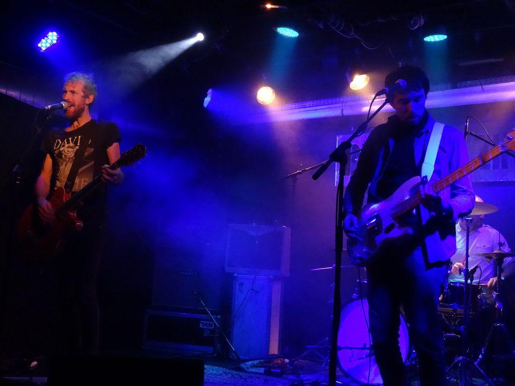Matt Low, Garciaphone et Dragon Rapide en tournée (Chambéry, 10 novembre 2016)