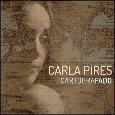 """Carla Pires présente """"Cartografado"""" (05/03/2021)"""