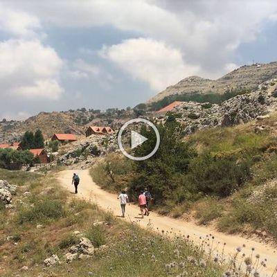 L'expérience libanaise - Branche aînée des Scouts et Guides de France - Claire E.