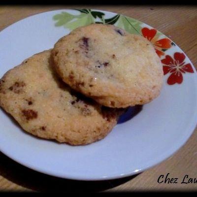 Cookies au deux chocolats