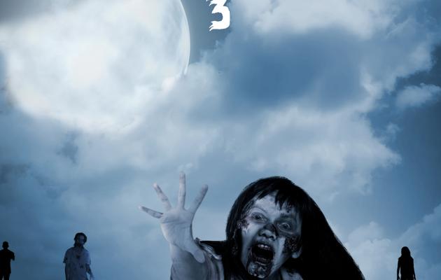 Le Monde des Morts 3, découvrez la couverture !