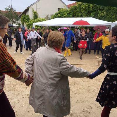 La fête à Arrans
