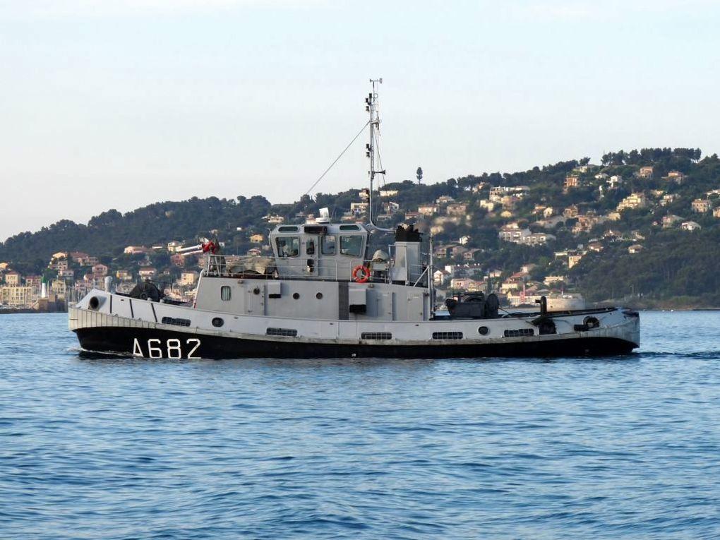 RASCAS  A682 ,Remorqueur Portuaire  et Côtier de 12 T , RPC 12