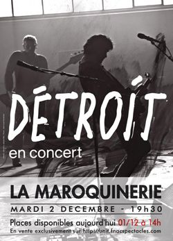 ° Le concert surprise de Détroit ° (via Zikeo)