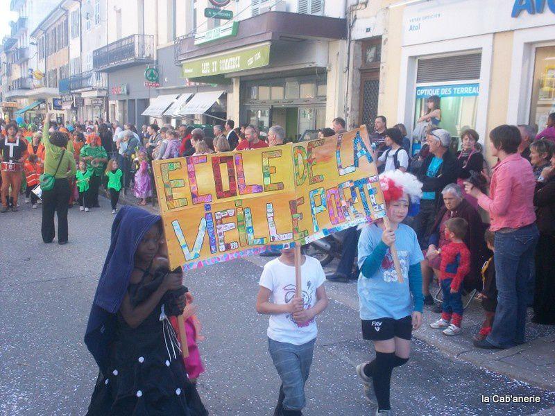 Album - Carnaval 2013 à Belley