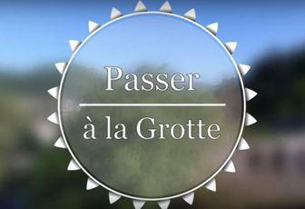 MESSE ET PASSAGE À LA GROTTE DE LOURDES