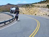 Ruta 40, Argentine en camping-car