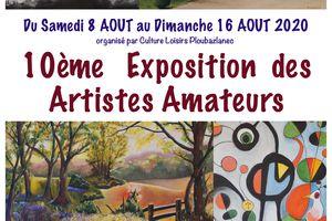 10ème EXPOSITION DES ARTISTES AMATEURS