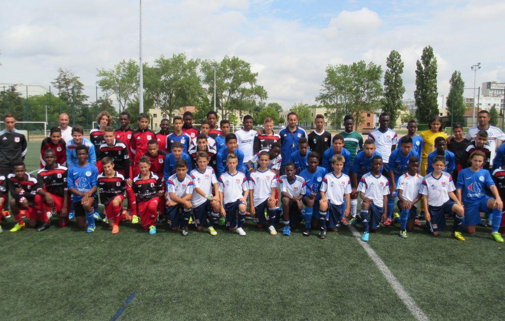 LES U15 de l'AS Minguettes espèrent assurer leur maintin en ligue honneur