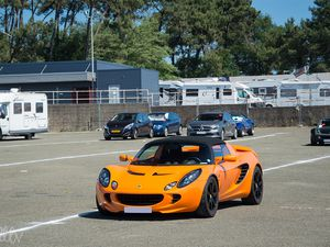 Lotus Elise S2 SC : light is right, power too