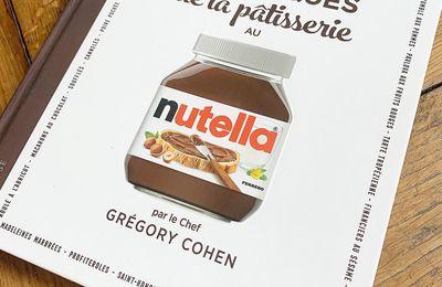 60 CLASSIQUES de la pâtisserie au nutella®