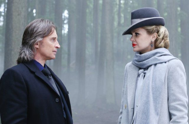 Critiques Séries : Once Upon a Time. Saison 4. Episode 17.