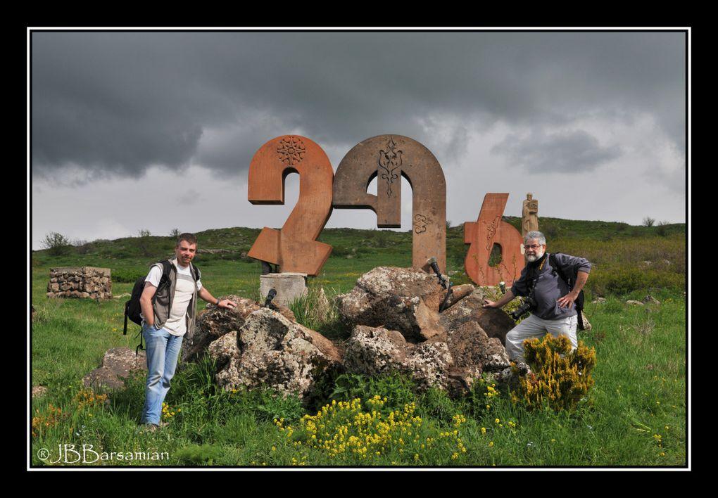 Album - 055-L'ALPHABET ARMENIEN en 3 D