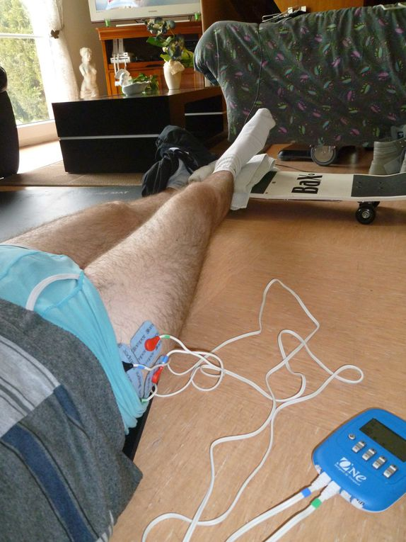 Electrostimulation / Compex ONE