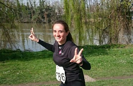 Semi marathon de Rueil  - dimanche 12 mars 2017 j'y étais !