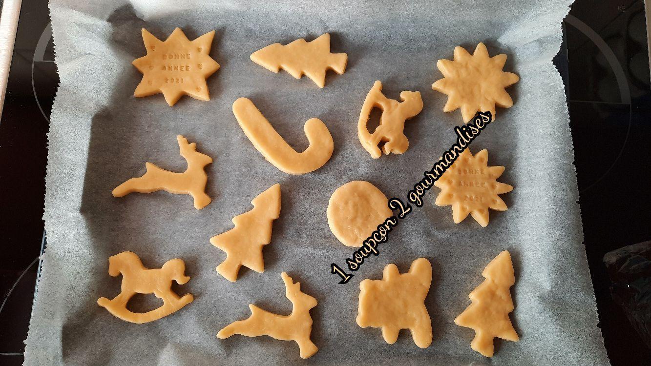 Biscuits à la Crème Fraîche