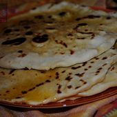 Cheese Naans - Graine d'Epices