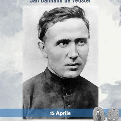 15 Aprile: San Damiano de Veuster - Preghiera e vita