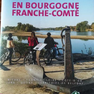 Balade en Bourgogne du 14 au 19 août 2020