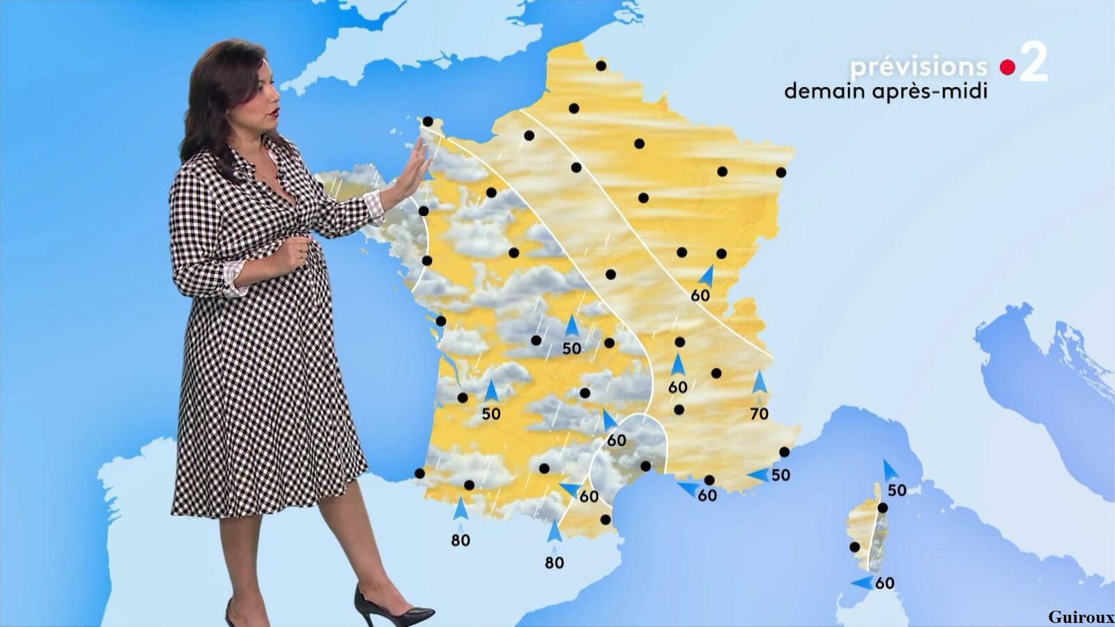Anaïs Baydemir 24/09/2020 Journaux météo du soir