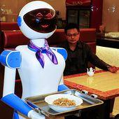 """Des robots licenciés pour """" incompétence """" en Chine - OOKAWA Corp."""