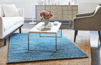 How to Decorate Your Room with Layered Rug