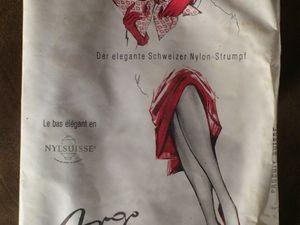 Bas Nylon vintage