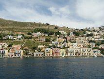 Les îles grecques, les cotes turques