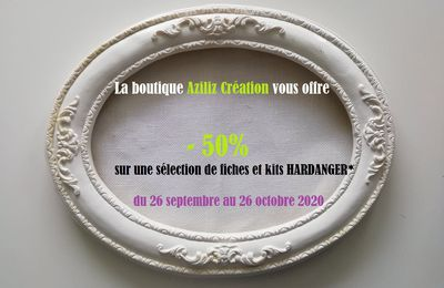 Promotions d'octobre - October discounts