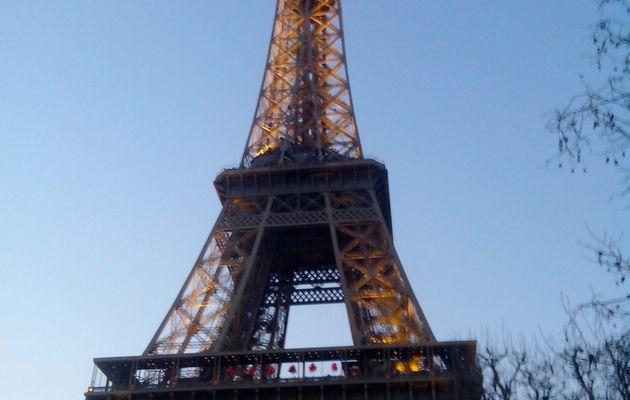 Fin d'une belle aventure...Parisienne !!!