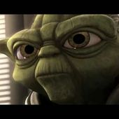 Exclusive clip: Yoda's visited by a voice in 'Star Wars: The Clone Wars'