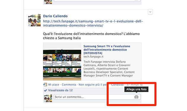 Facebook introduce la possibilità di rispondere...