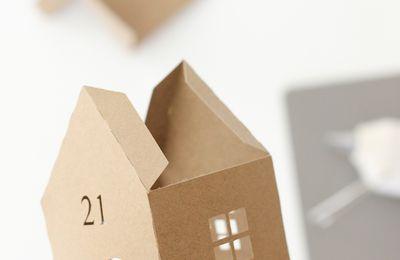 maisons de papier