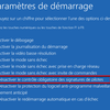 Installer un pilote non signé sous Windows 10