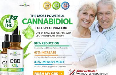 Green Ocean Labs CBD : Side Effects, Dosage, & How To Use it!