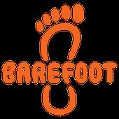 Going barefoot - Cascades...