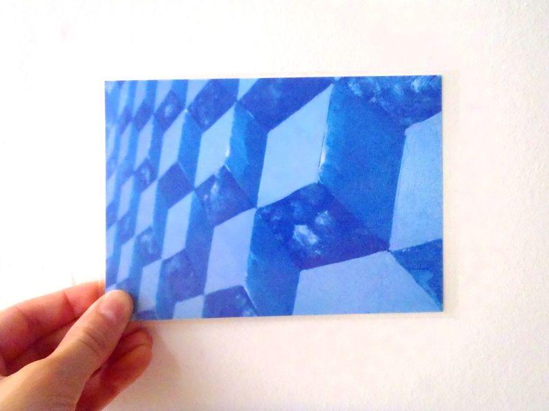 Aussi en cartes postales ! :-) 15*10,5 cm
