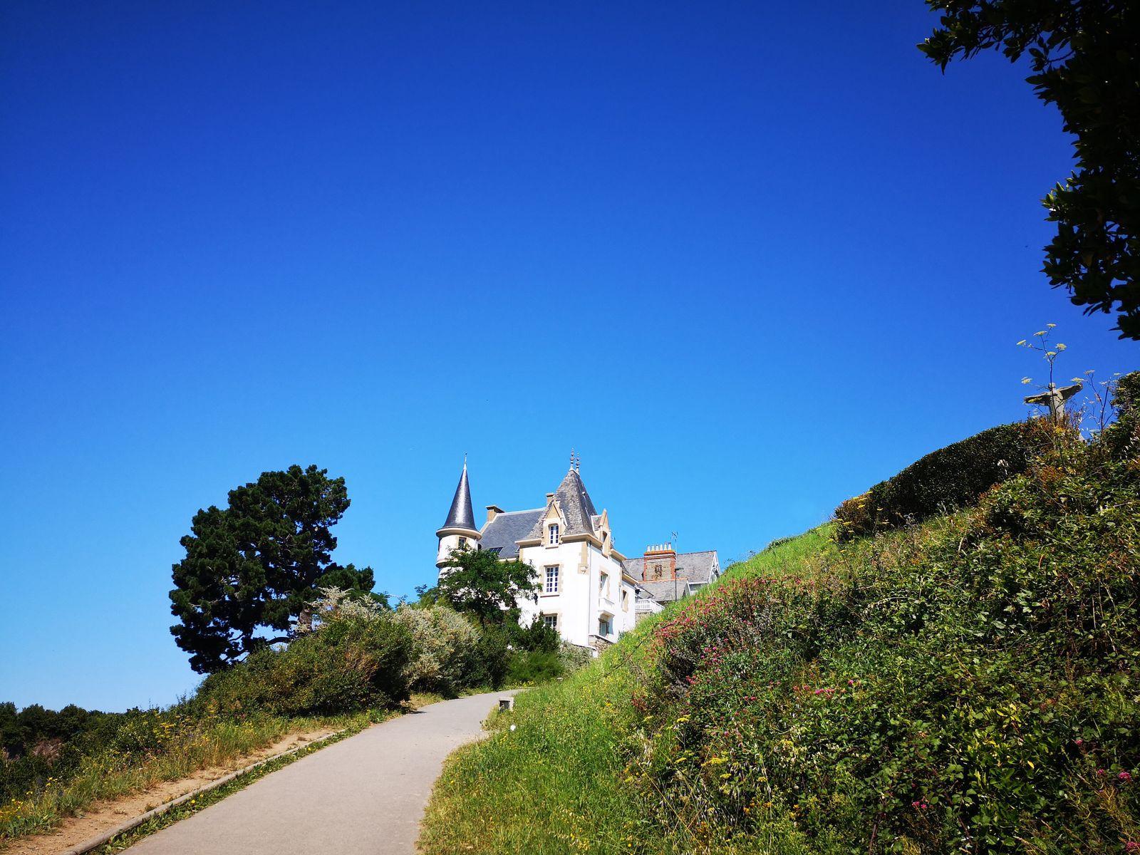 Balade à Cancale, séduisante cité de la Côte d'Emeraude