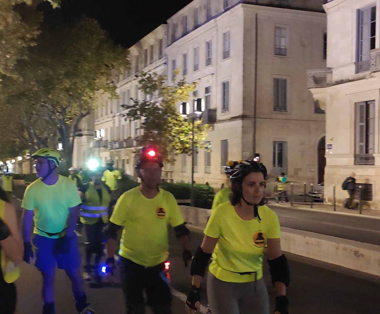 nimes, roller, rando, cours, stage, initiation, club, sport, patinage